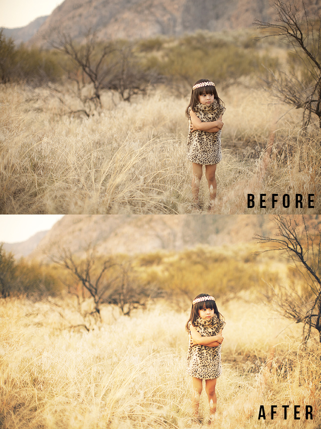 before after blog